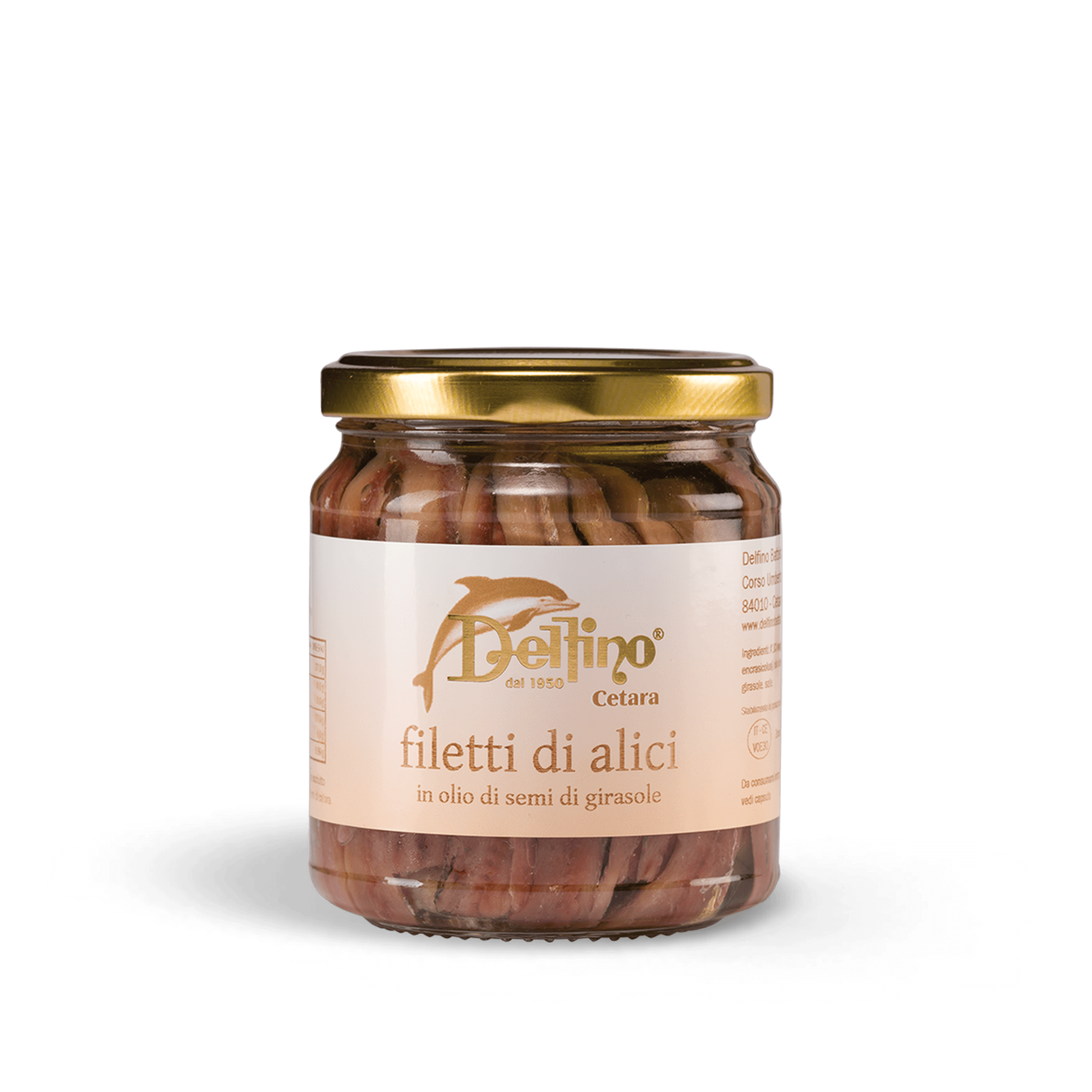 premium selection 88c40 f7197 Delfino Battista | Specialty foods from Cetara since 1950