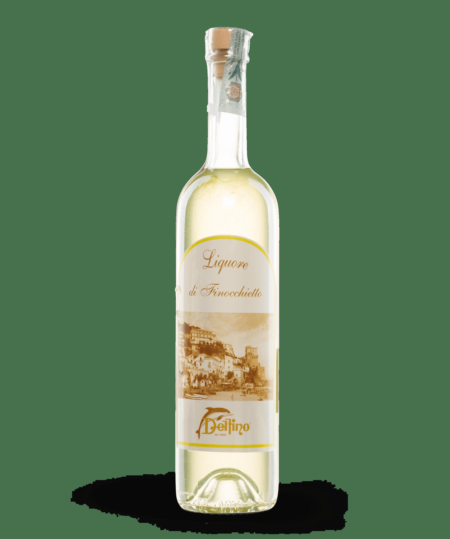 Liquore di Finocchietto - Liquori Tipici - Delfino Battista