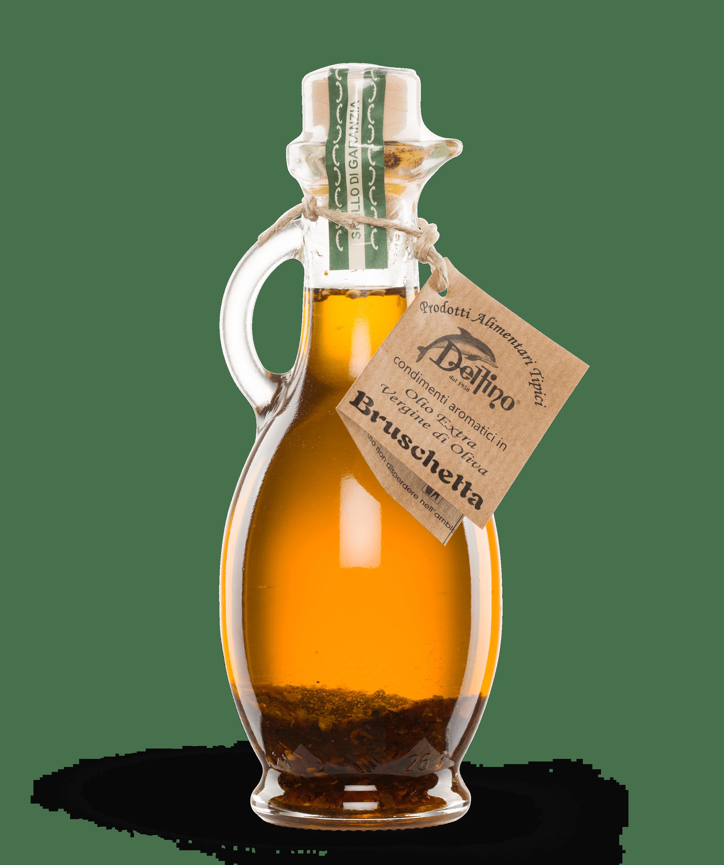 Olio per bruschetta