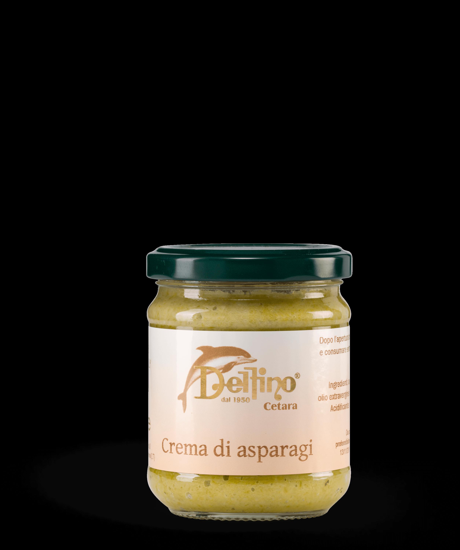 Crema di asparagi spalmabile